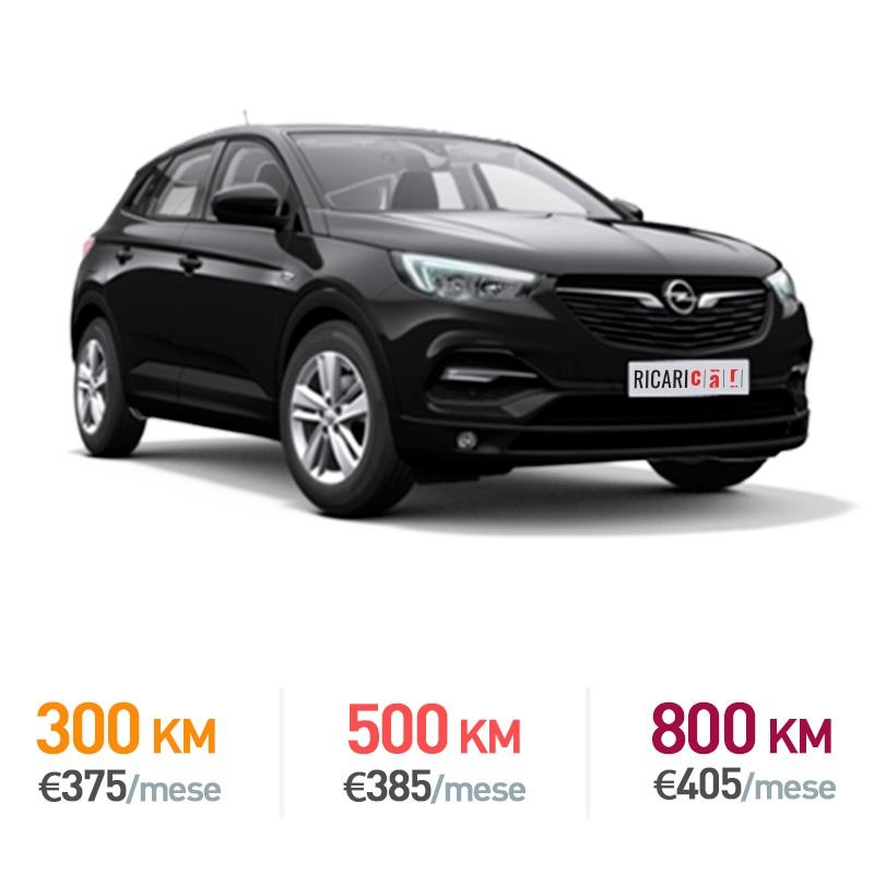 Opel Grandland X 1.6 diesel Ecotec Start&Stop Advance 2017