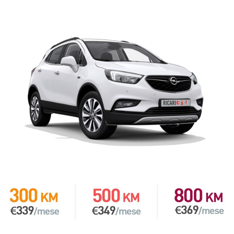Opel Mokka X Mokka X 1.4 Turbo GPL Tech 140CV 4x2 Advance 2017