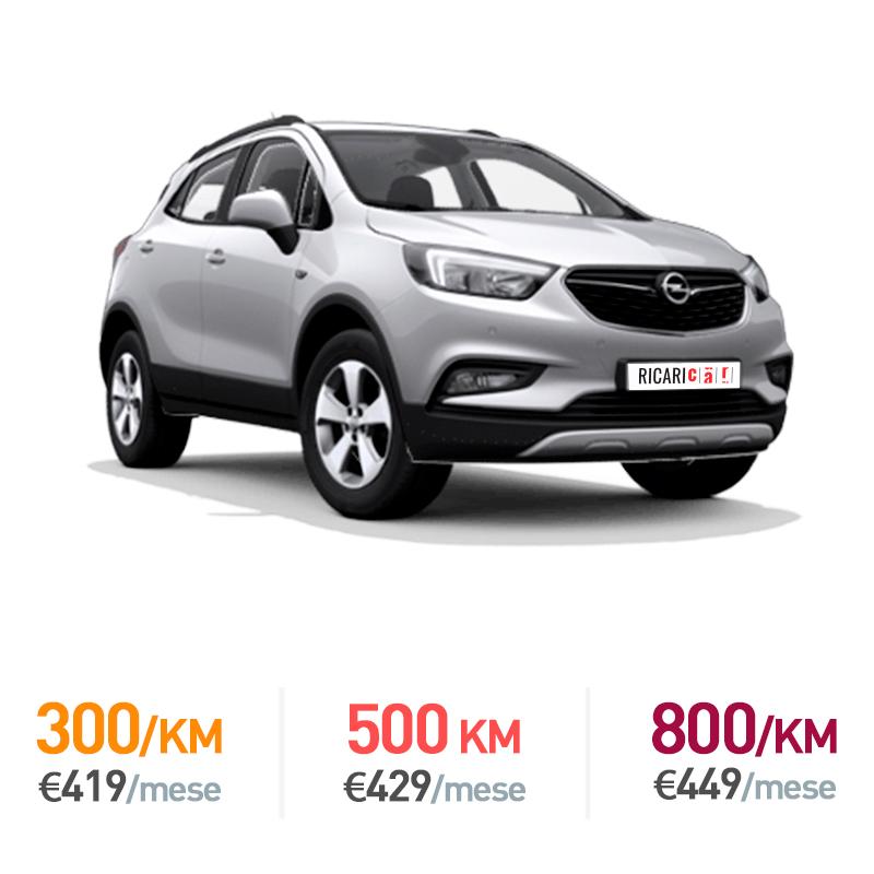 Opel Mokka X aut. Mokka X 1.6 CDTI Ecotec 136CV 4x2 aut. Innovation 2018