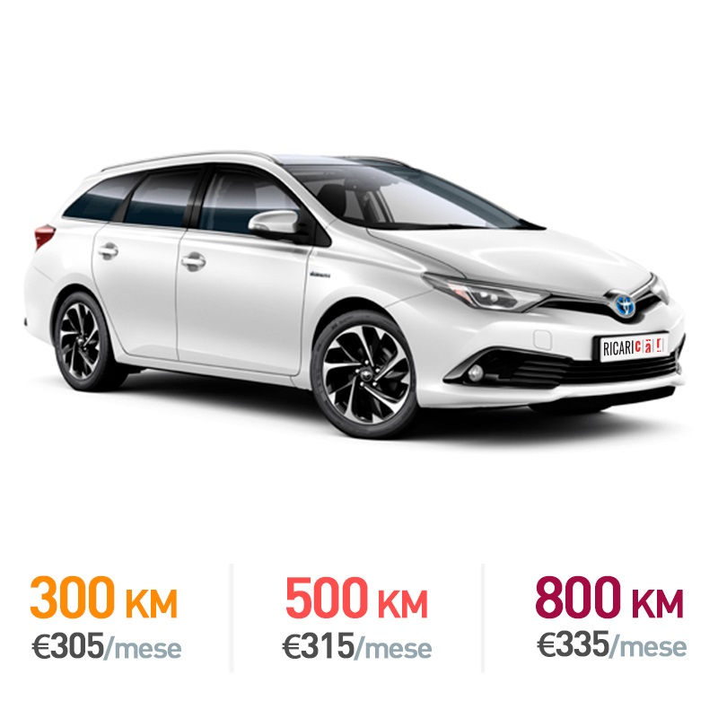 Toyota Auris 2ª serie Auris Touring Sports 1.8 Hybrid Business 2017