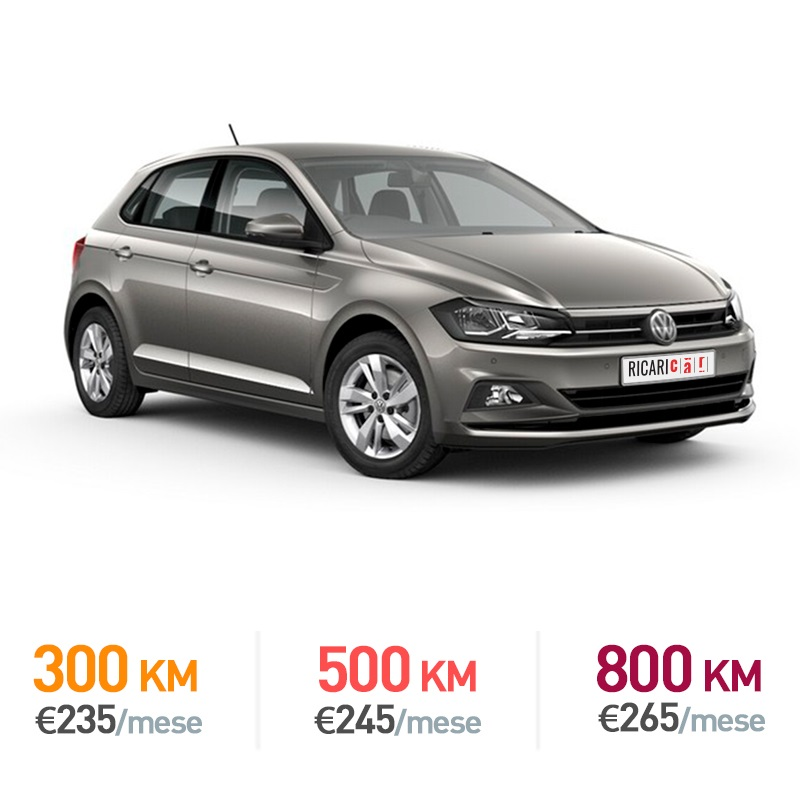Volkswagen Polo 6ª serie Polo Business 1.0 MPI 5p. Trendline BlueMotion Technology 2017
