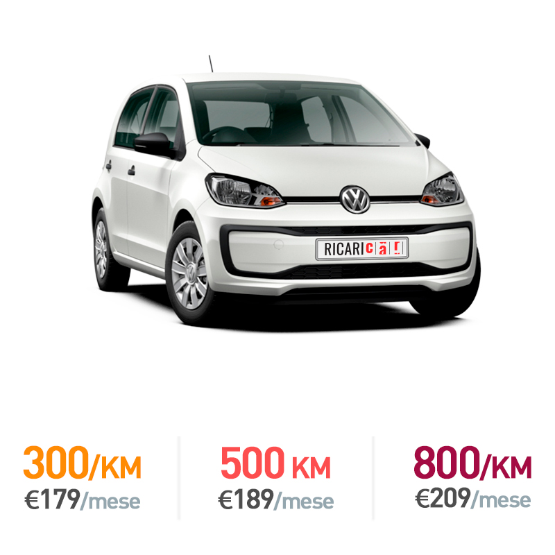 Volkswagen up! 1.0 5p. move up! BlueMotion Technology 2018