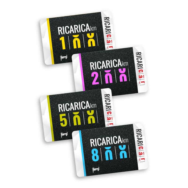 RICARICA STANDARD