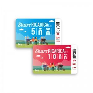 RICARICA SHARE