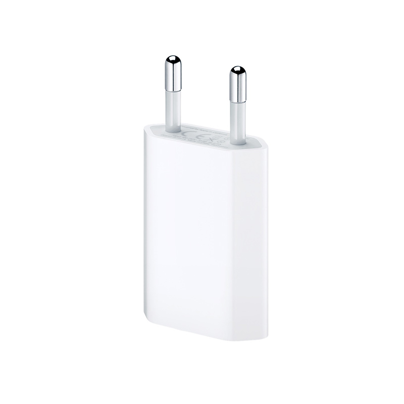 ALIMENTATORE USB DA 5W ORIGINALE APPLE