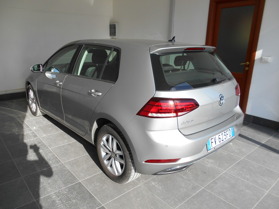 Volkswagen Golf 1.6 TDI 115 CV DSG Business BMT 5p. 2018 0