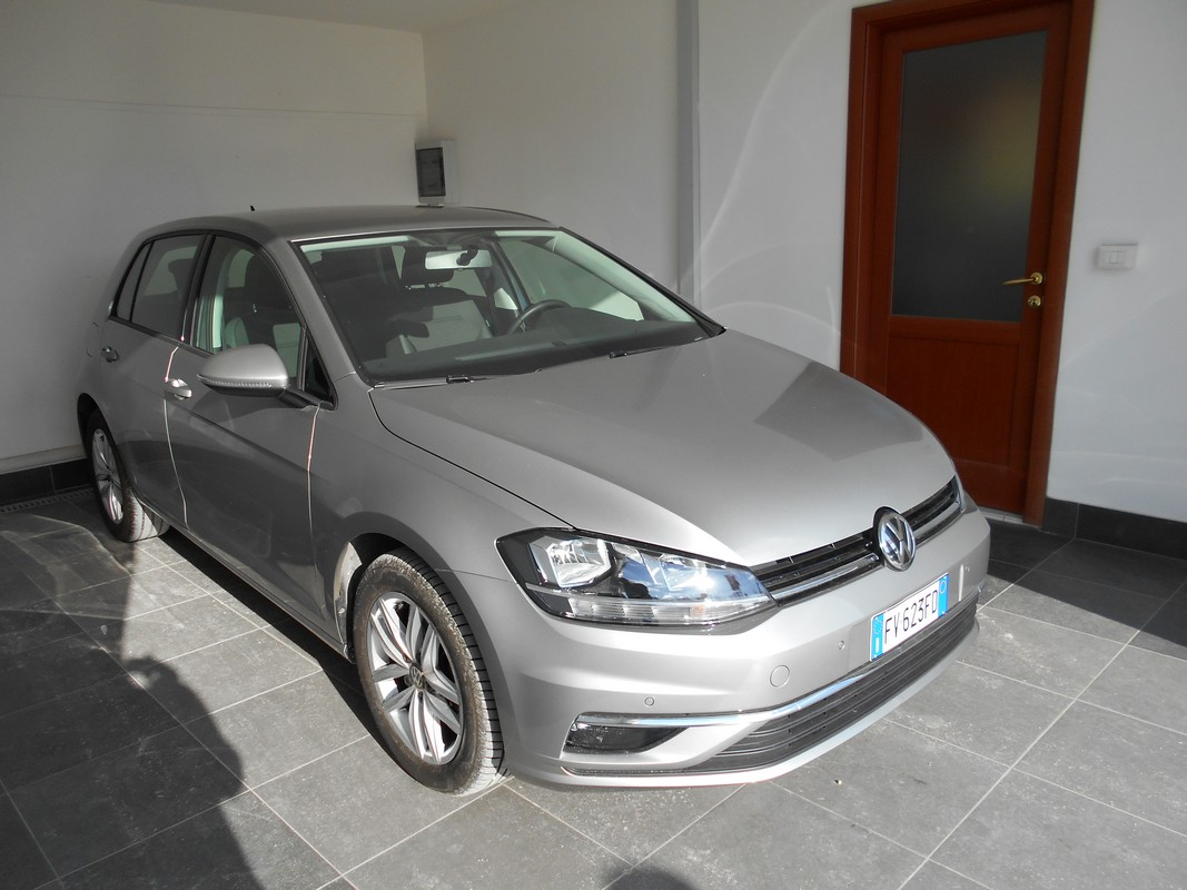 Volkswagen Golf 1.6 TDI 115 CV DSG Business BMT 5p. 2018 2