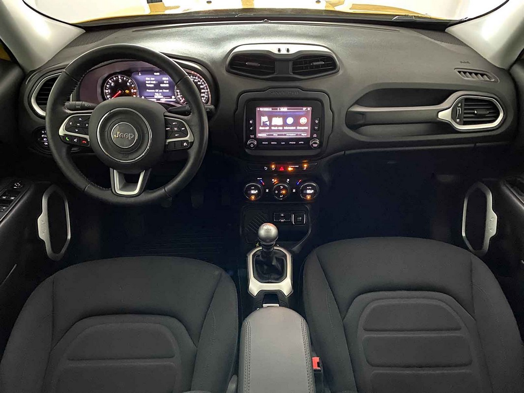 Jeep Renegade 1.6 Mjt 120 CV Limited 2015 12