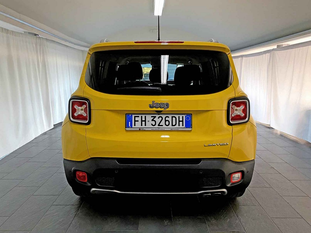 Jeep Renegade 1.6 Mjt 120 CV Limited 2015 5