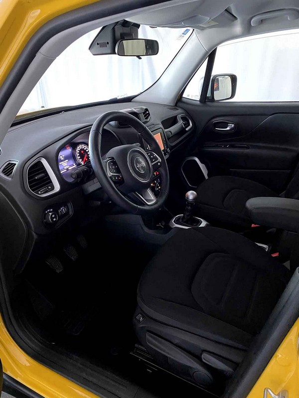 Jeep Renegade 1.6 Mjt 120 CV Limited 2015 7