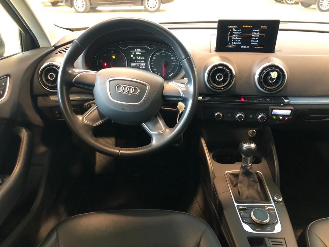 Audi A3 Sportback 15