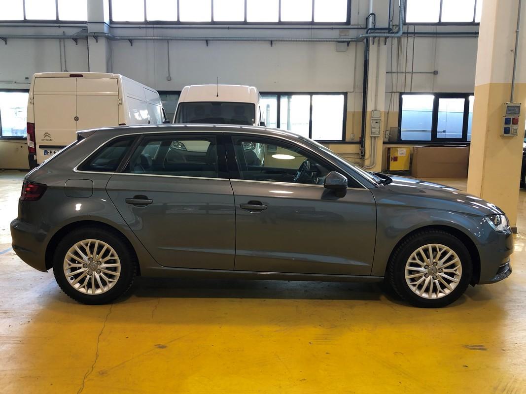 Audi A3 Sportback 5