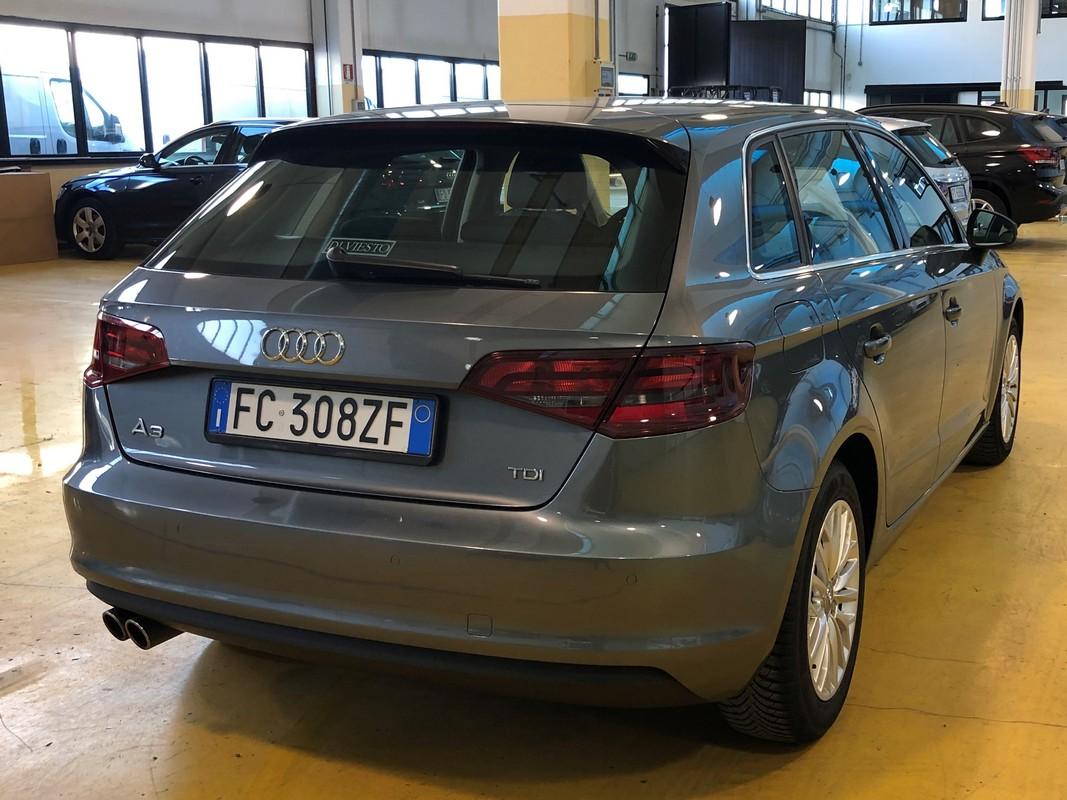 Audi A3 Sportback 6
