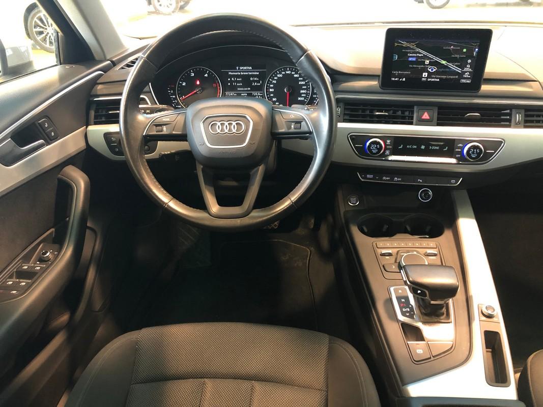 Audi A4 Avant 16