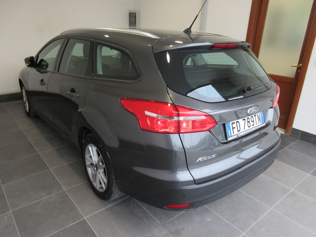 Ford Focus 1.5 TDCi 120 CV S&S Business SW 2014 0