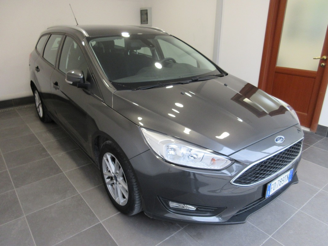 Ford Focus 1.5 TDCi 120 CV S&S Business SW 2014 2