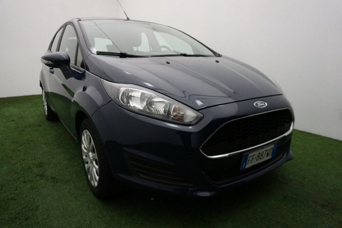 Ford Fiesta 1.5 TDCi 95CV 5 porte Business 2015 3