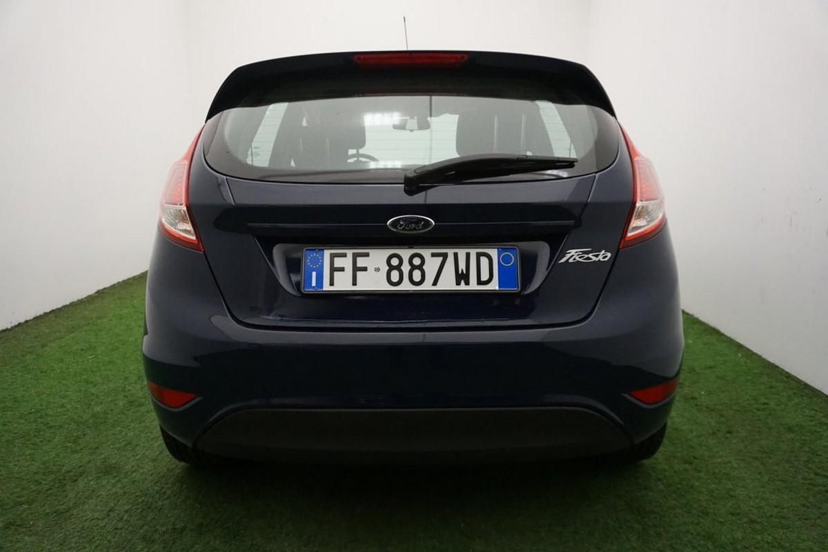 Ford Fiesta 1.5 TDCi 95CV 5 porte Business 2015 6