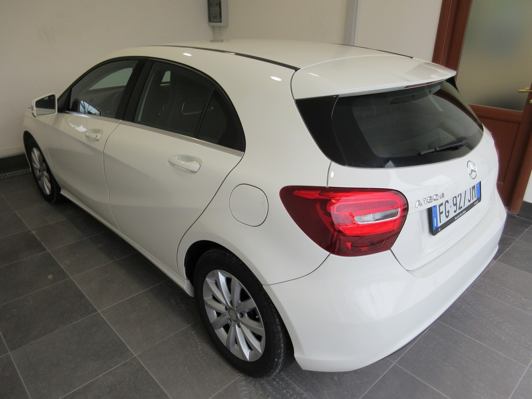 Mercedes-Benz Classe A A 180 d Automatic Business 2015 0