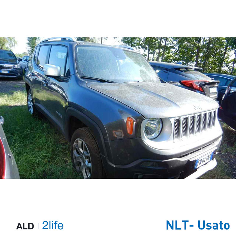 Jeep Renegade 2.0 Mjt 140CV 4WD Active Drive Limited 2014 0