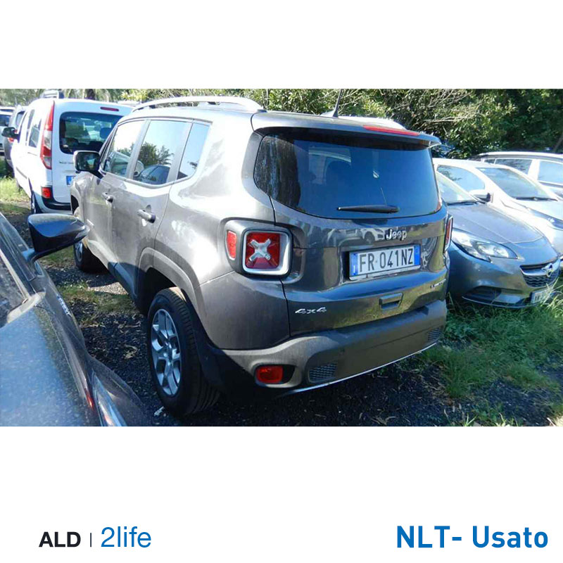 Jeep Renegade 2.0 Mjt 140CV 4WD Active Drive Limited 2014 1