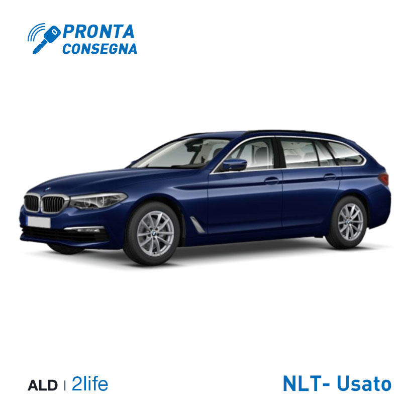 BMW Serie 5 520d Touring Business 2018