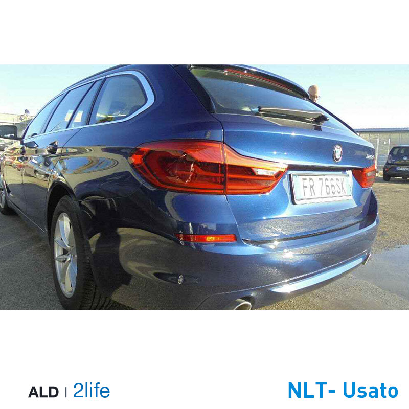 BMW Serie 5 520d Touring Business 2018 1