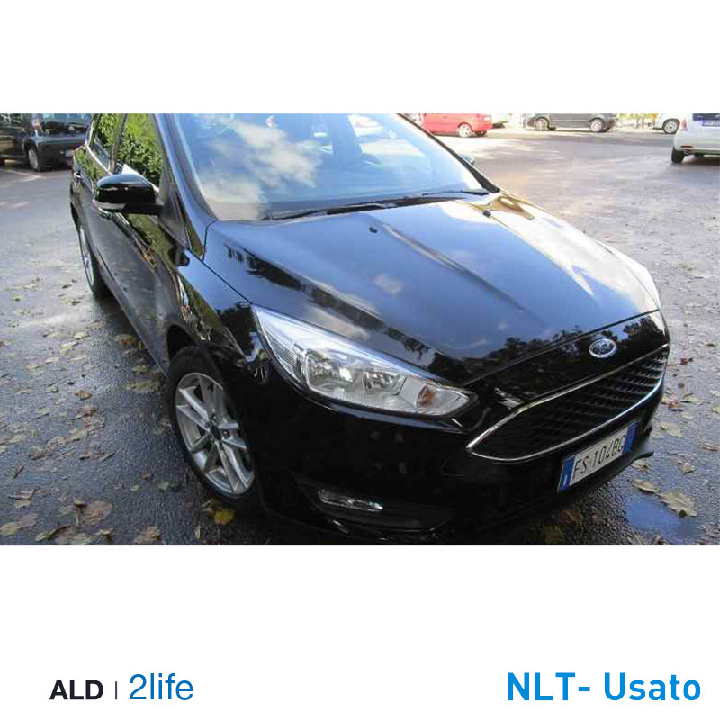 Ford Focus 1.5 TDCi 95 CV S&S Business 2014 0