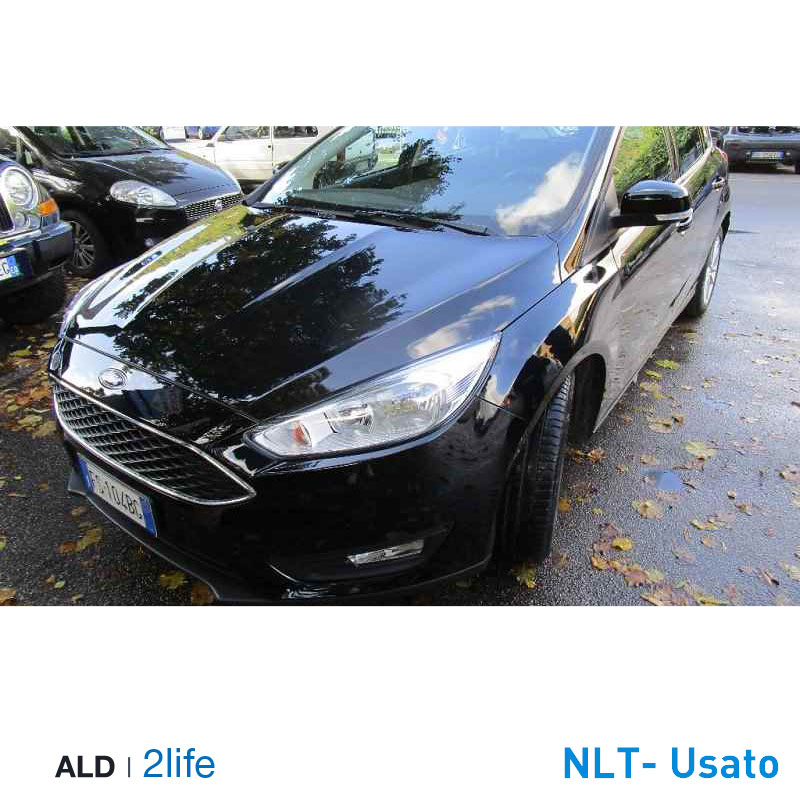 Ford Focus 1.5 TDCi 95 CV S&S Business 2014 1