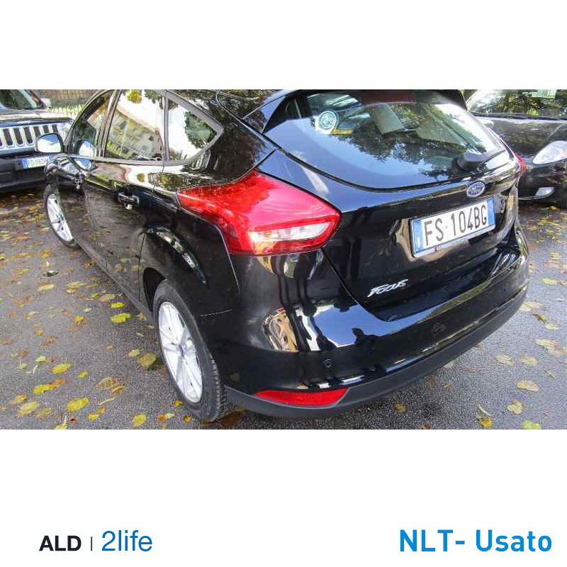 Ford Focus 1.5 TDCi 95 CV S&S Business 2014 2
