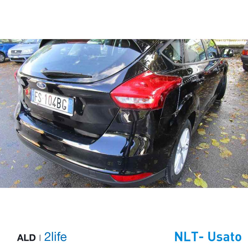 Ford Focus 1.5 TDCi 95 CV S&S Business 2014 3