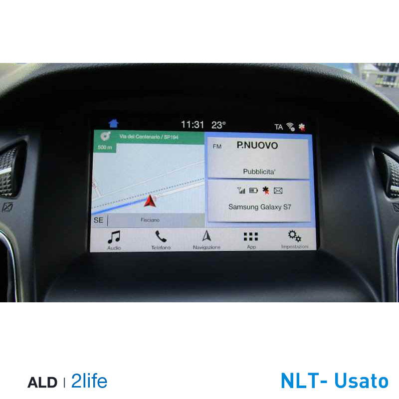 Ford Focus 1.5 TDCi 95 CV S&S Business 2014 6