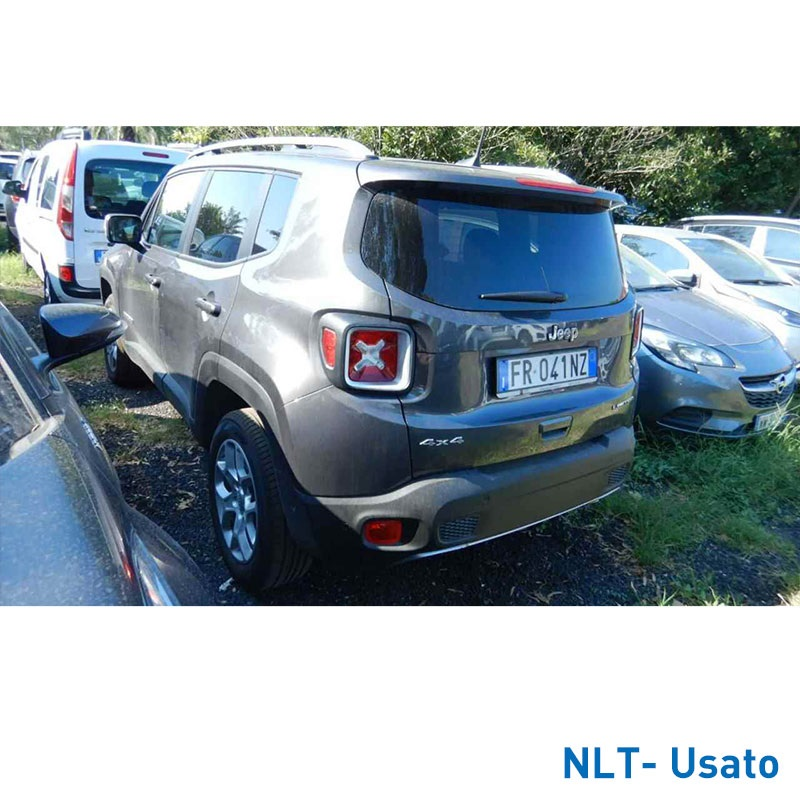 Jeep Renegade 2.0 Mjt 140CV 4WD Active Drive Limited 2014 2