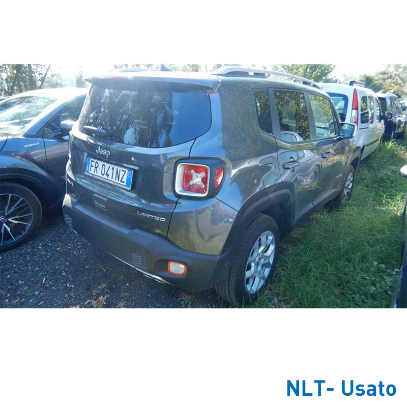Jeep Renegade 2.0 Mjt 140CV 4WD Active Drive Limited 2014 3