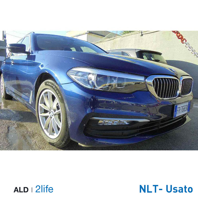 BMW Serie 5 SW 520d Touring Business 2018 0
