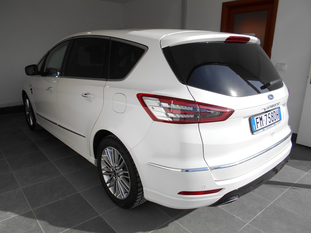Ford S-Max 1