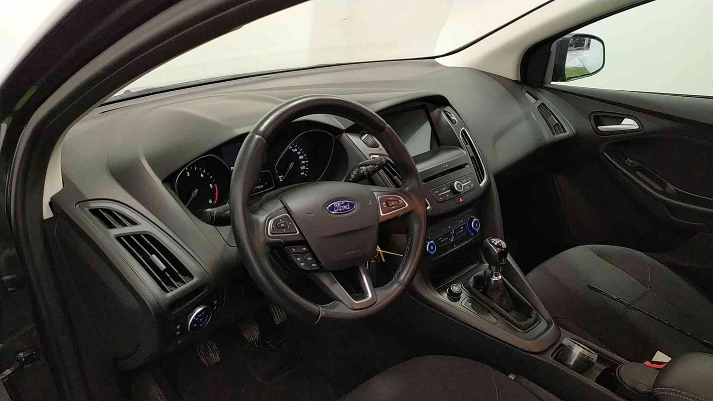 Ford Focus SW 10