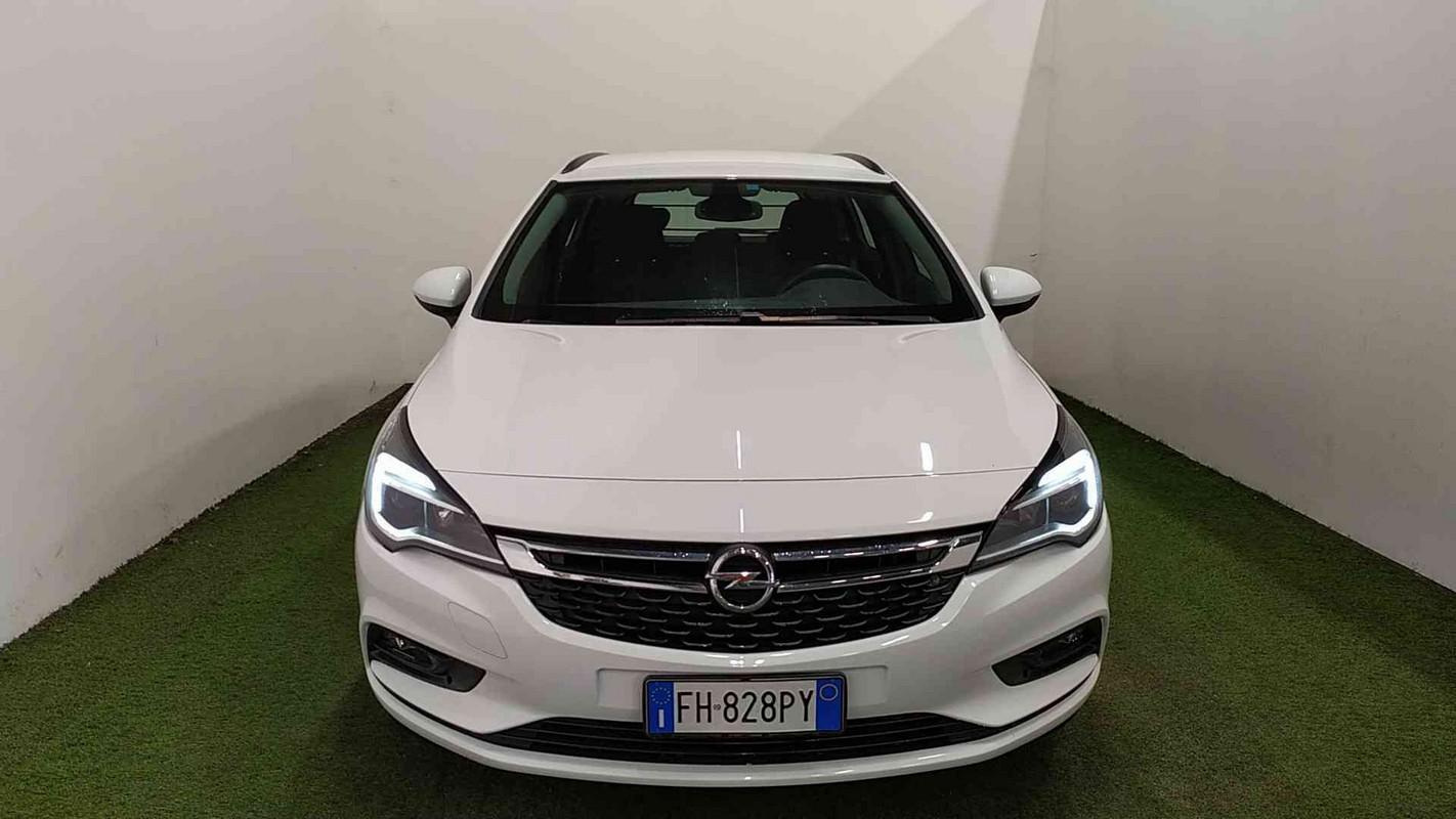 Opel Astra ST 3