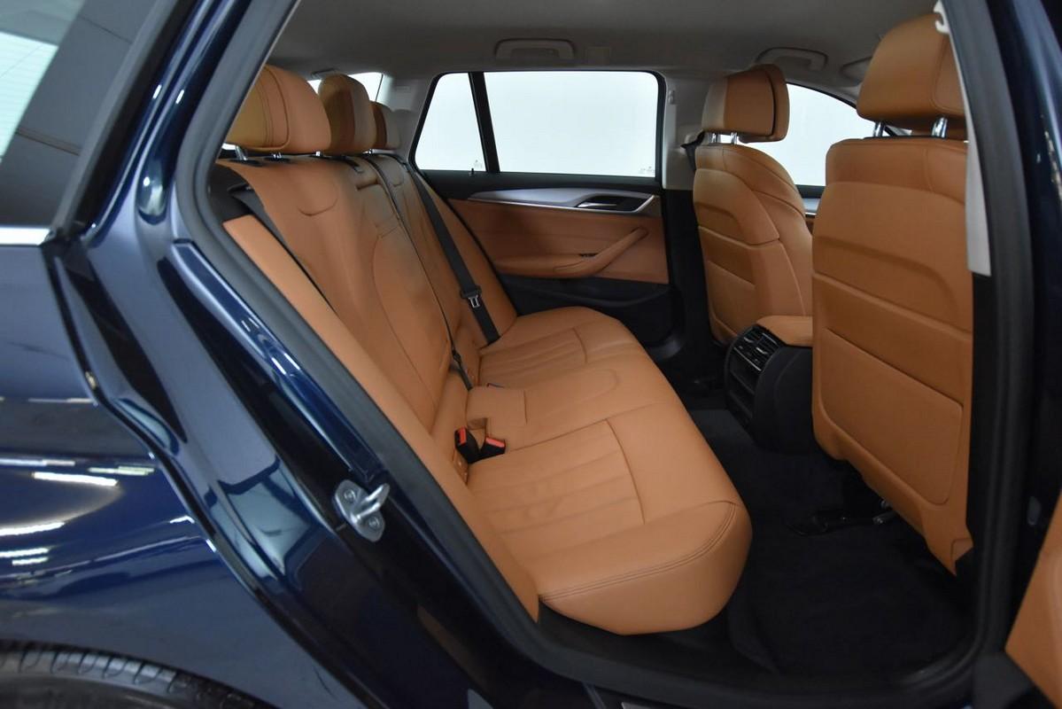 BMW Serie 5 Touring 14