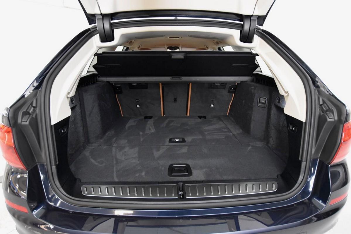 BMW Serie 5 Touring 8
