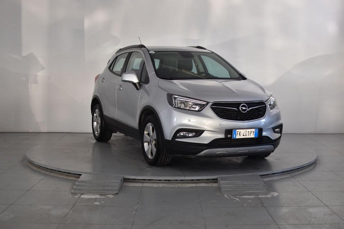 Opel Mokka X 4