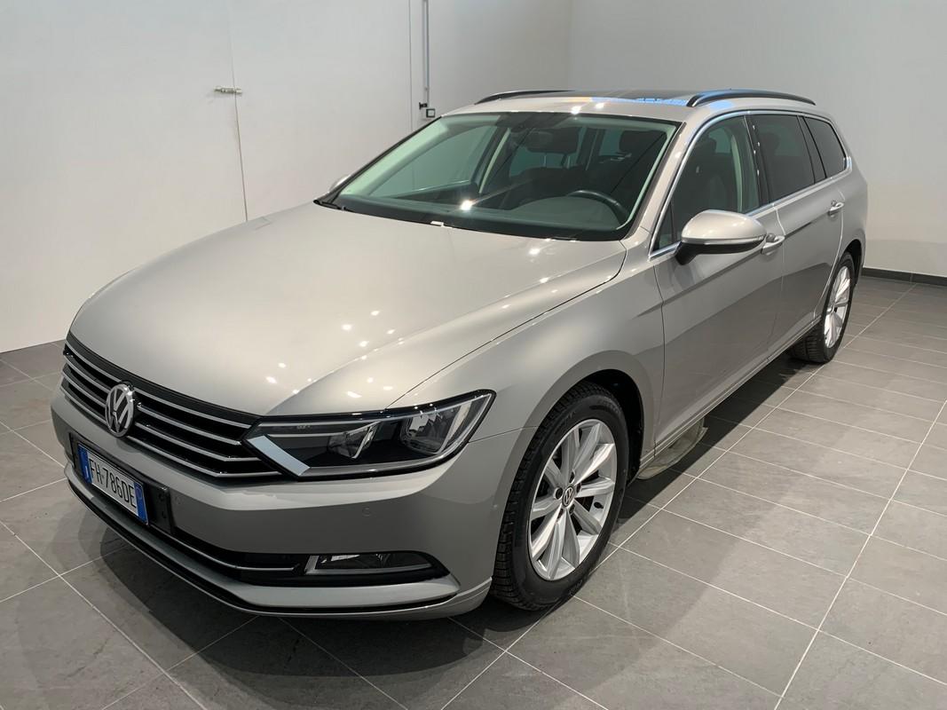 Volkswagen Passat Variant 0