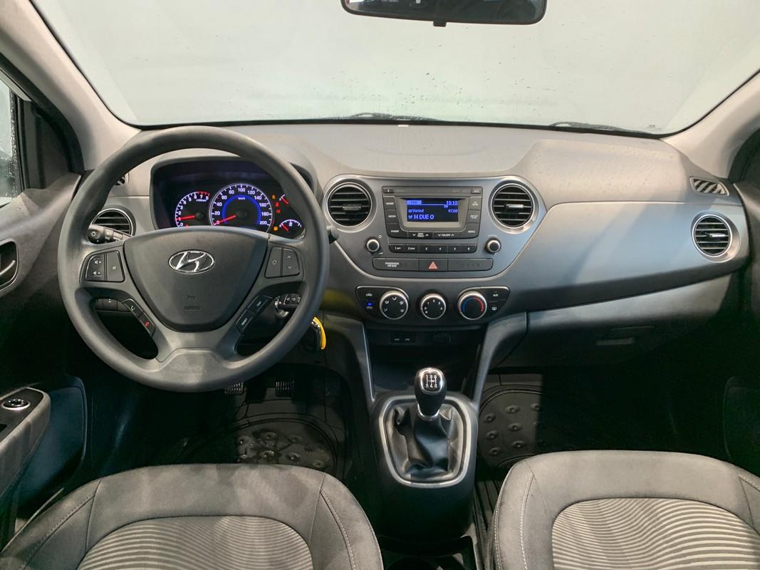 Hyundai i10 GPL 12