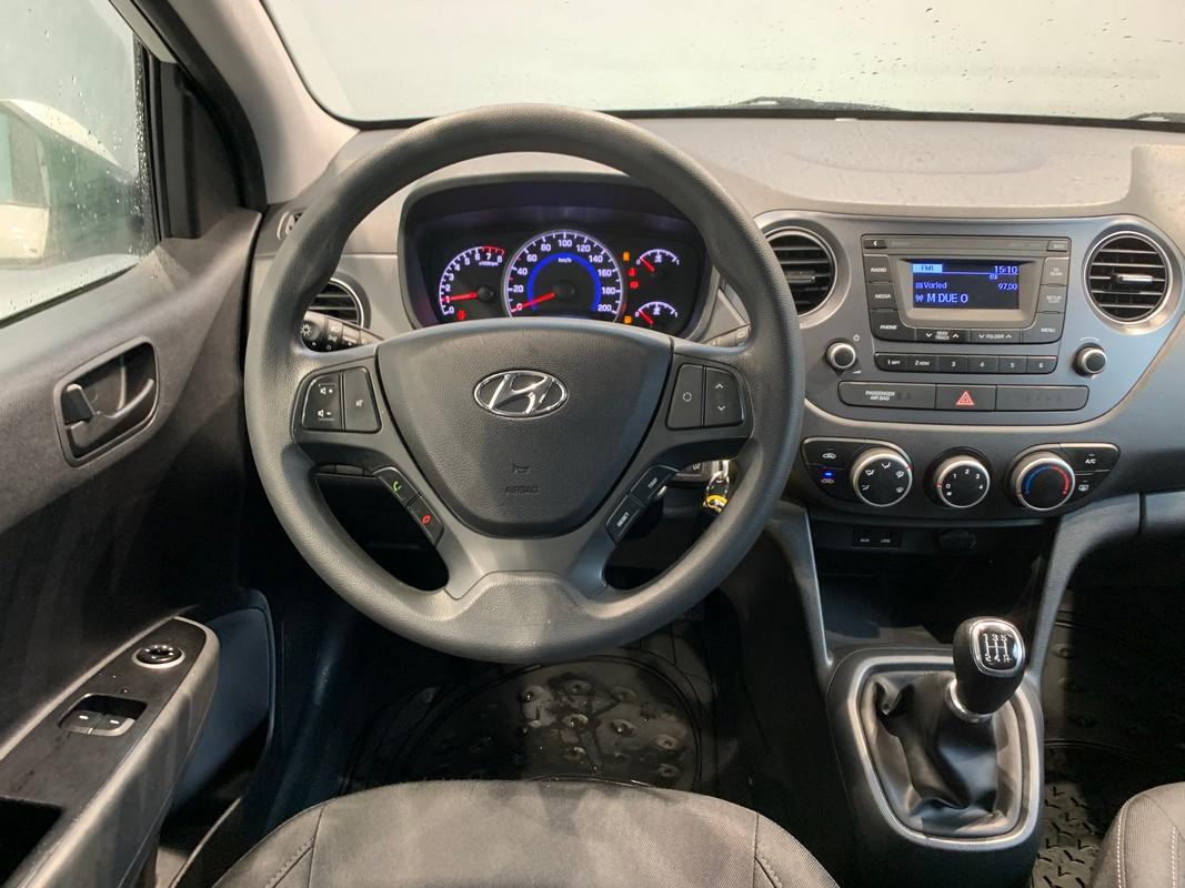 Hyundai i10 GPL 13