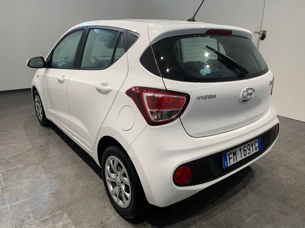 Hyundai i10 GPL 1