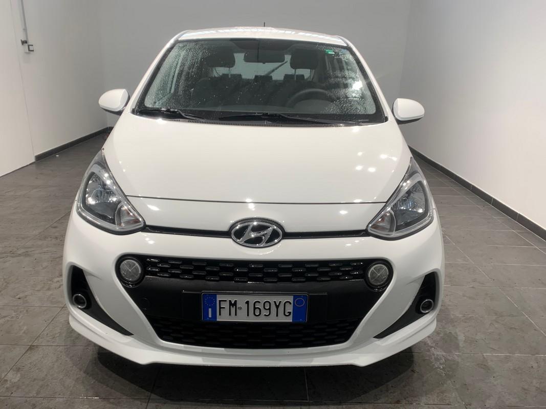 Hyundai i10 GPL 2