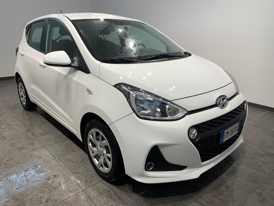 Hyundai i10 GPL 3