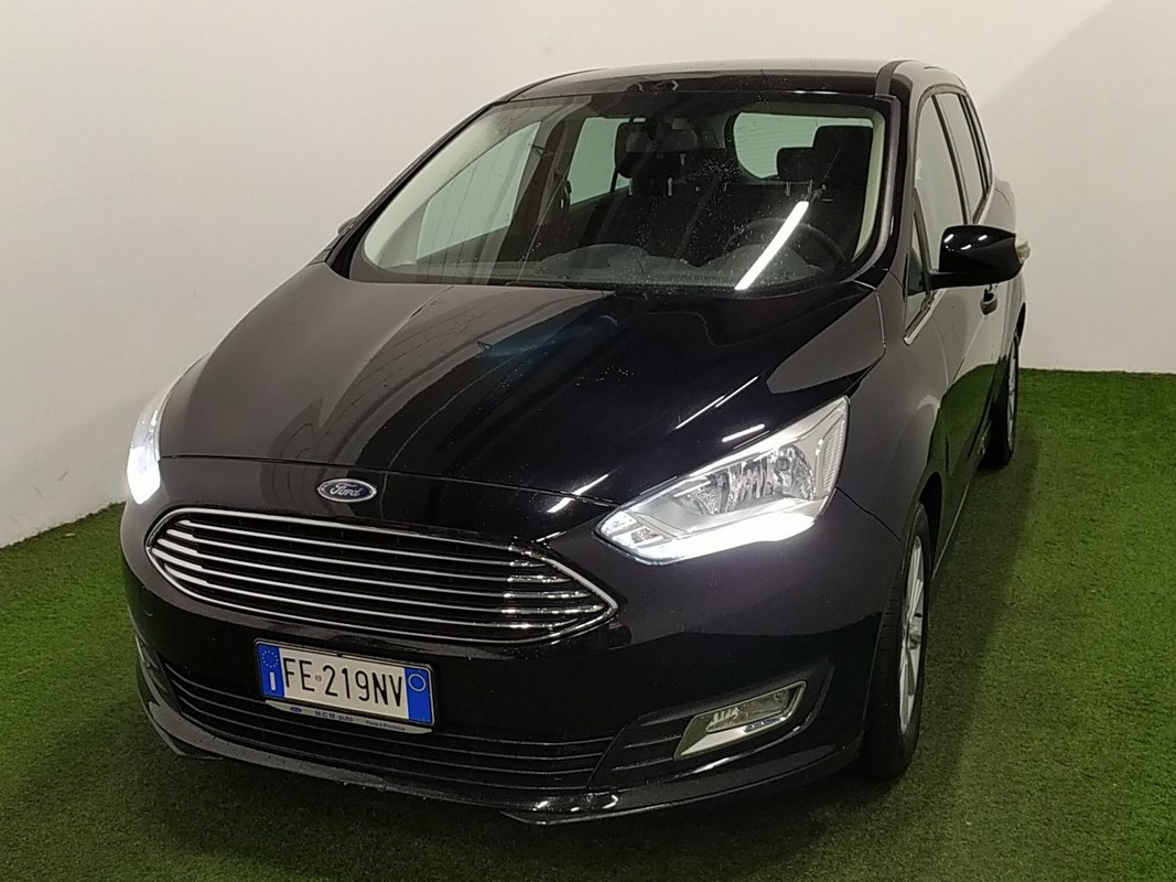 Ford C-Max 7 0