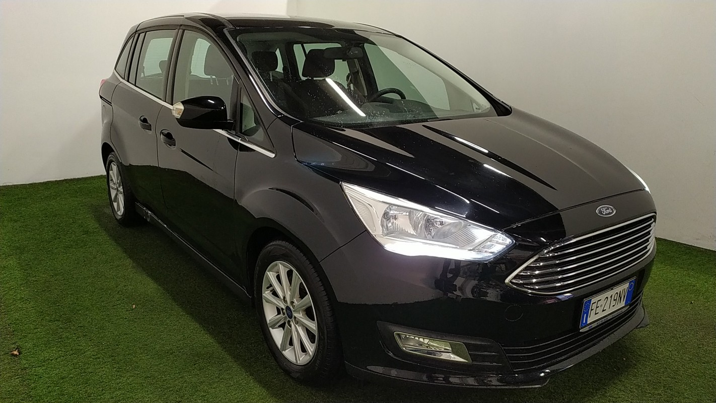 Ford C-Max 7 5