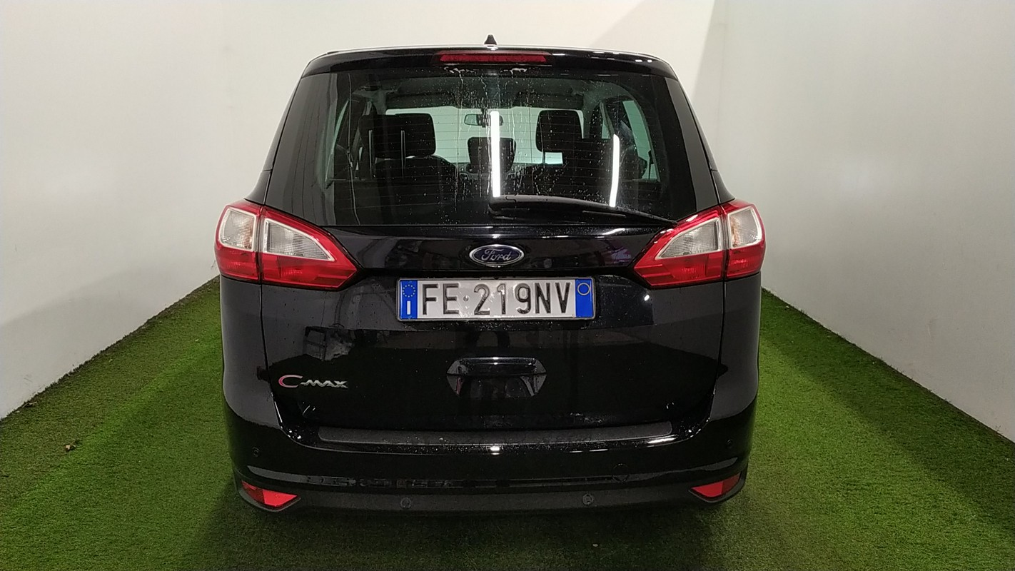Ford C-Max 7 7